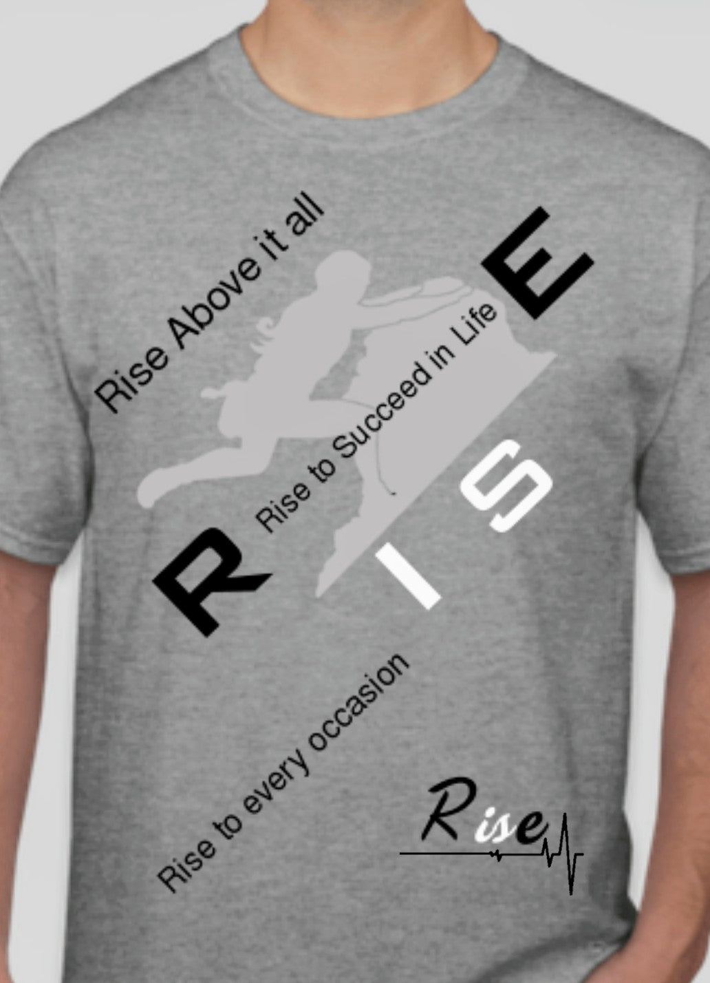 Rise short sleeve t-shirt
