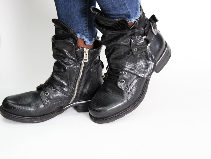 A.S. 98 Simon Black Boot