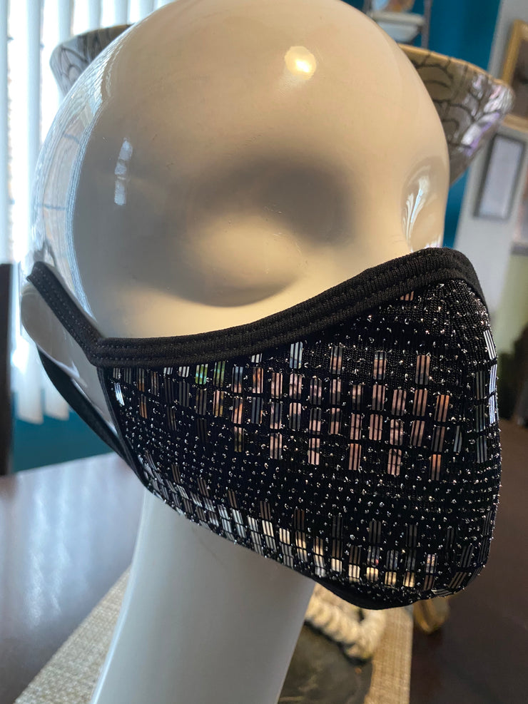 Sophisticated Bling Mask- 4 Styles