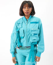 JNBY On the Coast Crop Jacket - Essential Elements Chicago