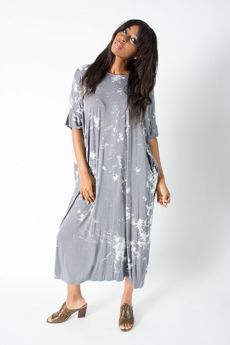Splash T-Shirt Dress