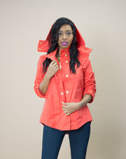 Nikki Jones Rain Jacket