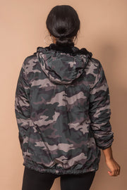 Nikki Jones Reverse Camo Jacket