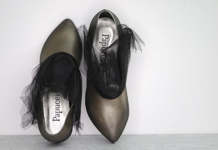 Papucei Wek Ballet Flat - Essential Elements Chicago