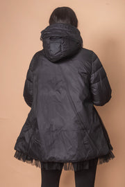 Rundholz Tulle Down Jacket