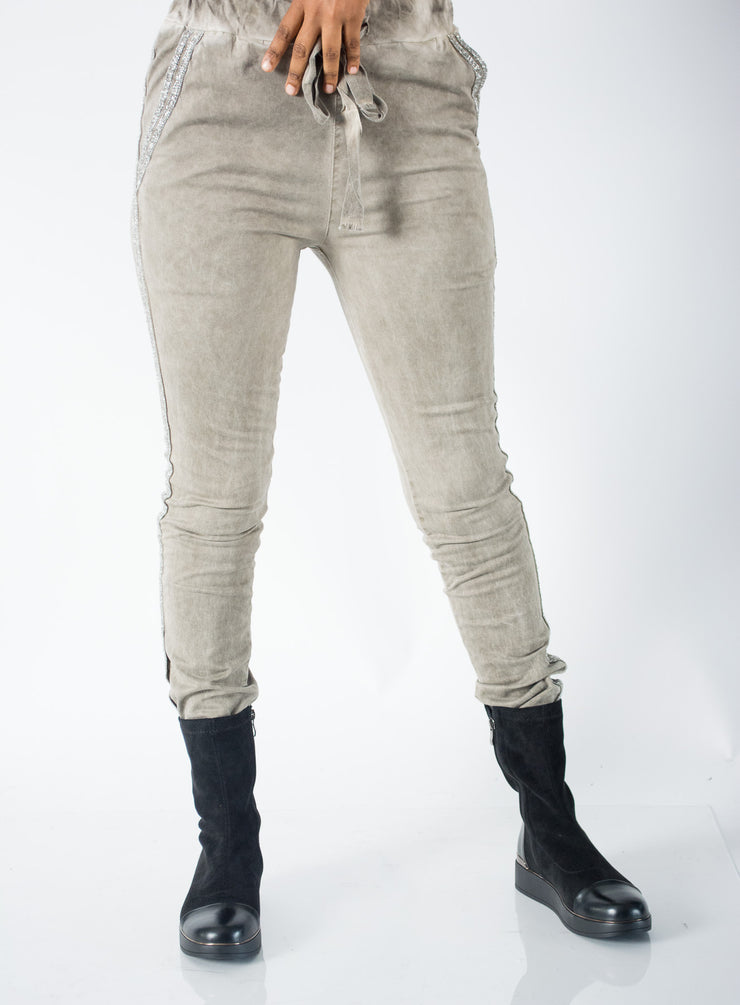 Tempo Paris Stripe Jogger