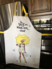 Shades of Color Apron