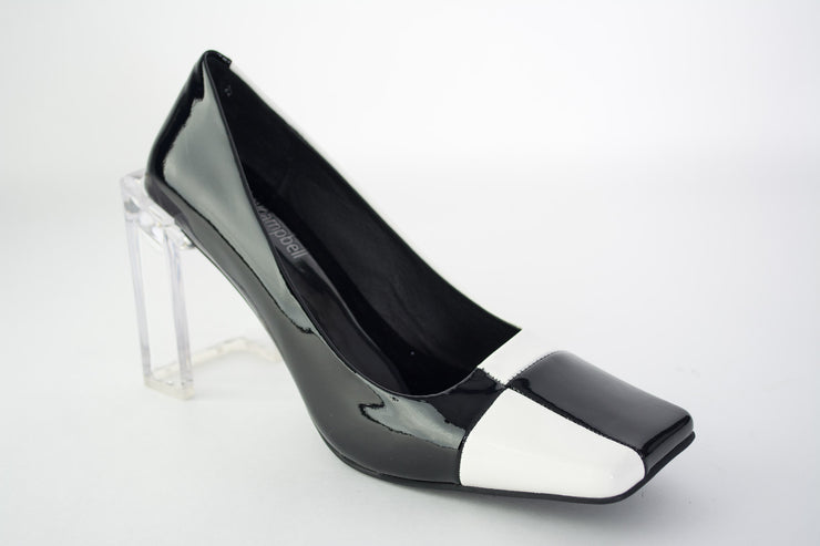 Jeffrey Campbell Graff Color Block Pump