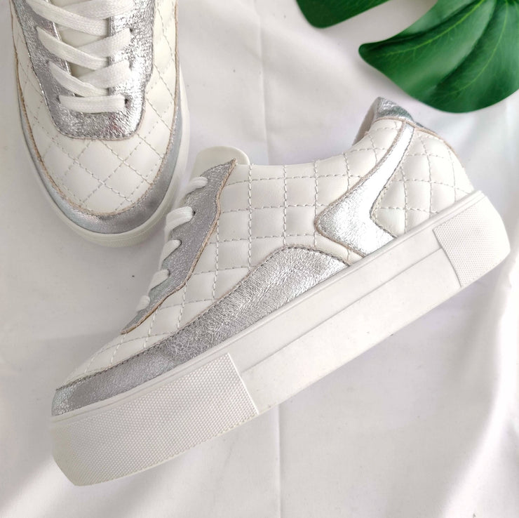 Kandy Quilted Sneaker - Essential Elements Chicago
