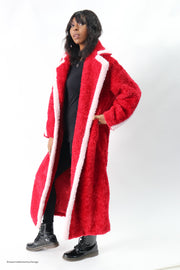 Jayley Maxine Faux Fur Coat