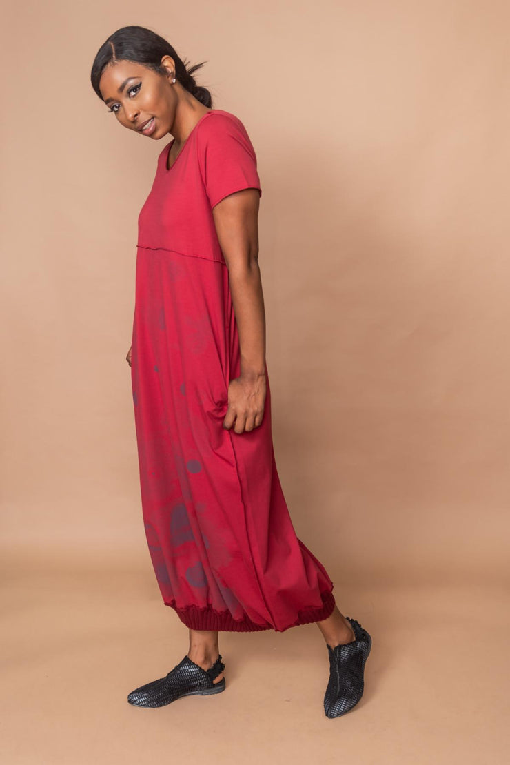 Kedzi Maxi Dress