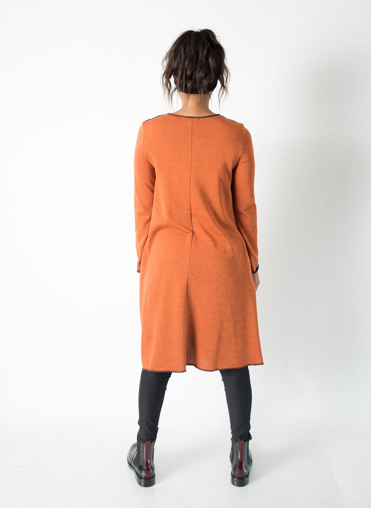Kedzi Sweatshirt Dress