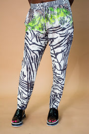 Sole Dione Mixed Print Pants - Essential Elements Chicago