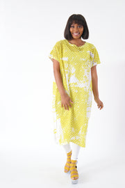 Moyuru Eyelet Dress - Essential Elements Chicago