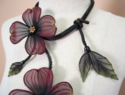 Sarah Cavender Dogwood Blooms Necklace