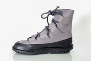 Trippen Proof Boot Grey with Black