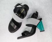 United Nude Spark Sandal Hi - Essential Elements Chicago