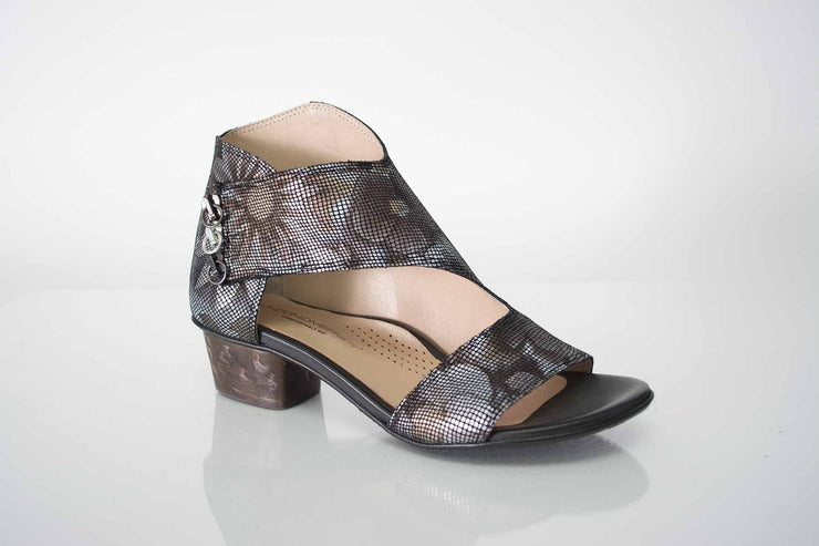 Unity in Diversity Sugarplum Sandal