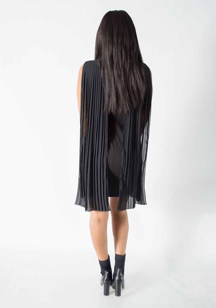 WHY Fly Away Pleats Dress