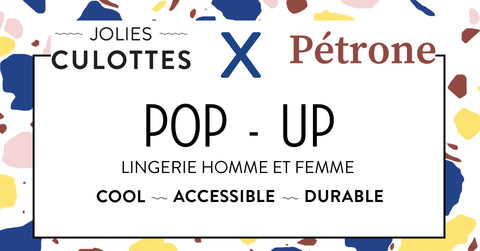 pop up jolies culottes pétrone