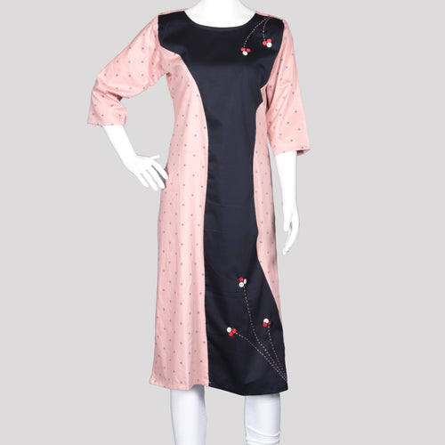 Hand Worked Princes Cut Kurti