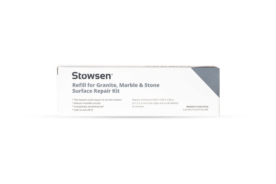Stowsen granite marbel and stone surface repair kit refill