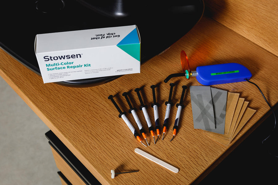 Stowsen Multi color surface repair kit includes