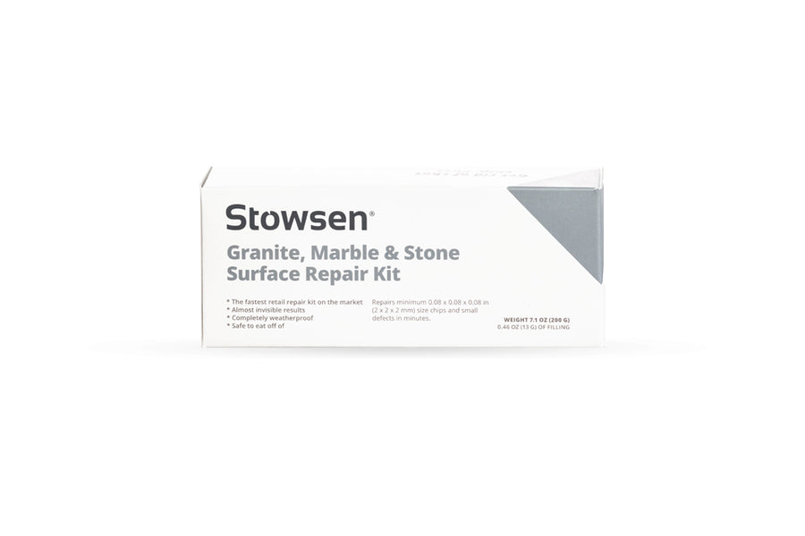 Stowsen granite marbel and stone surface repair kit