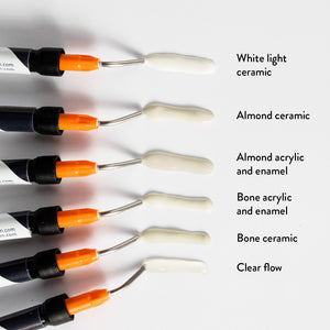 Refill For Bone & Almond Color Surface Repair Kit