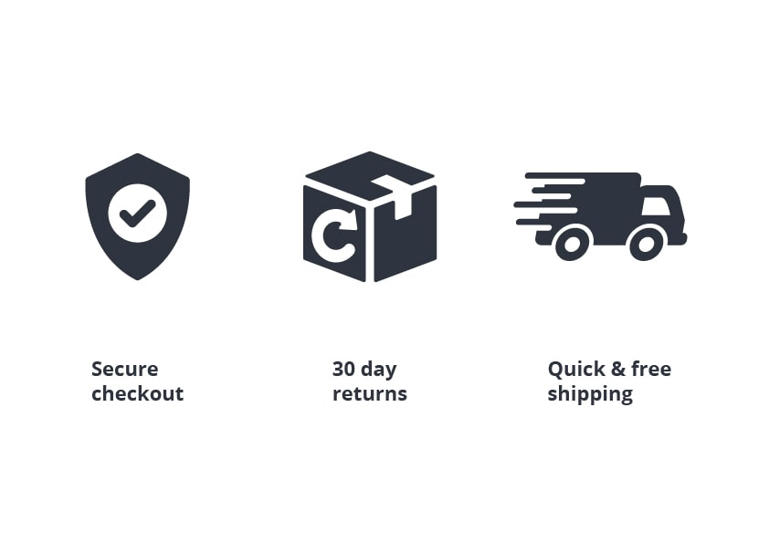 Stowsen secure shipping 30 day returns and fast and free shipping