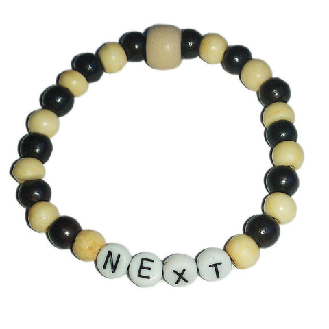 Handmade Breast Feeding Reminder Bracelet