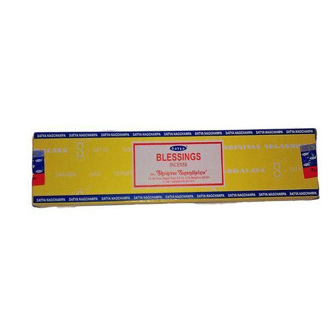 Nag Champa Blessings Incense Sticks