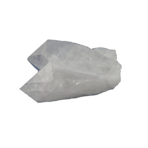 Clear Quartz Natural Double Point
