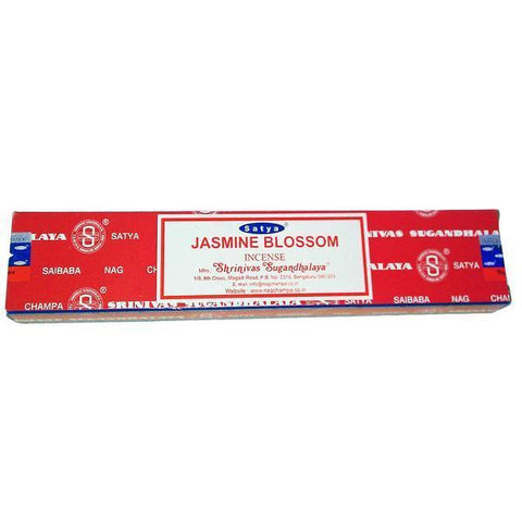 Nag Champa Jasmine Blossom Incense Sticks