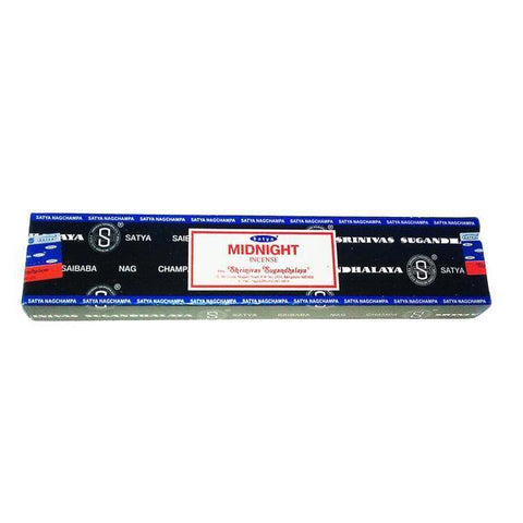 Nag Champa Midnight Incense Sticks