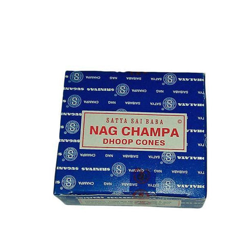Nag Champa Incense Dhoop Cones