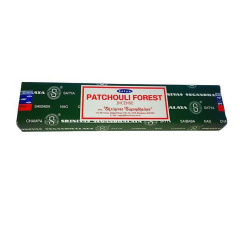 Nag Champa Patchouli Forset Incense Sticks