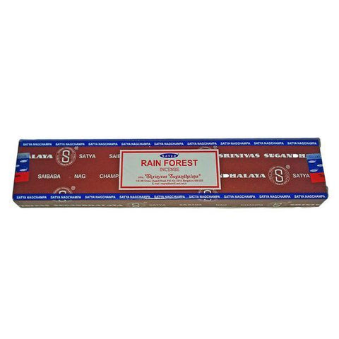 Nag Champa Rain Forest Incense Sticks