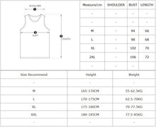 Load image into Gallery viewer, Mens Curved Hem Patchwork Gyms Stringers Vest - Candy-Rain-Drop-Shop