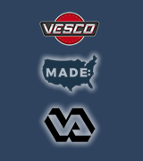 Vesco is Made in America and Supports Veterans Administration