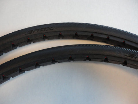 CLEARANCE - Tire, Shox Solid  (pair)