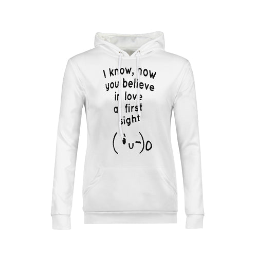 love at first sight | Women's Hoodie