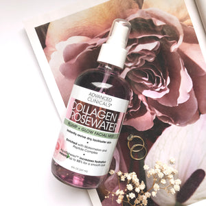 Collagen + Rosewater Facial Mist