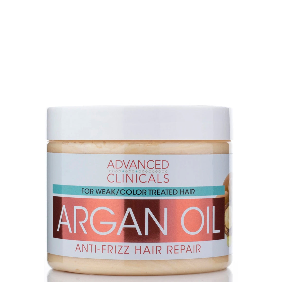 anti-frizz hair mask, argan oil, made in usa, paraben free, no animal testing