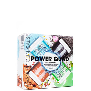 Power Quad Mask Set