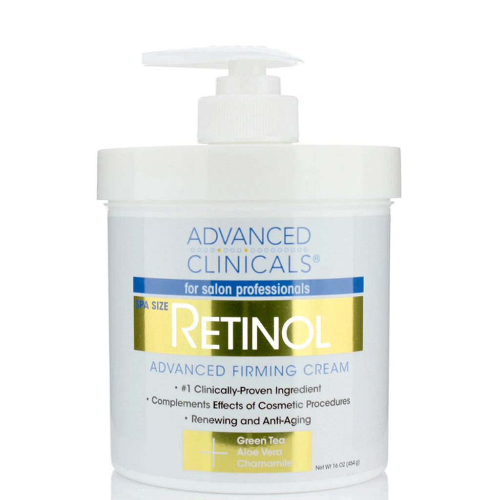 Retinol Advanced Firming Cream 16oz