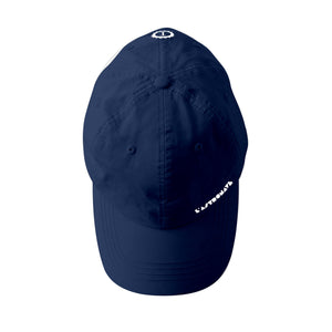 Baseball Cap Navy - Garage Italia Shop - cappellino da baseball - ricamato - Embroidered
