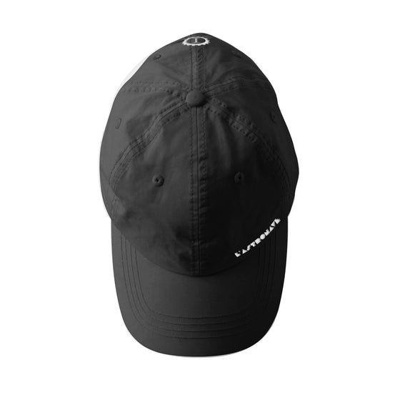 Baseball Cap Black - Garage Italia Shop - cappellino da baseball - ricamato - Embroidered