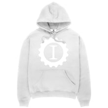 Logo Hooded Sweatshirt Off White