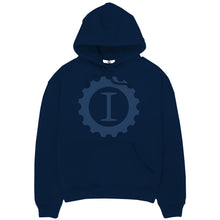 Logo Hooded Sweatshirt Dark Navy